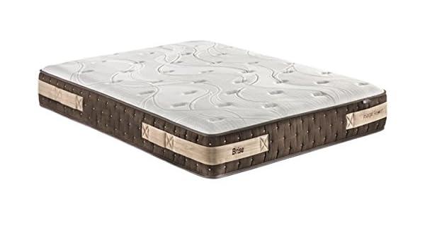 Marpe Colchón Brise, núcleo Advanced Encapsulated Springs y visco FormAdapt® (150X200): Amazon.es: Hogar