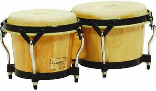 Tycoon TB-80 B JM Bongo Drum Brown