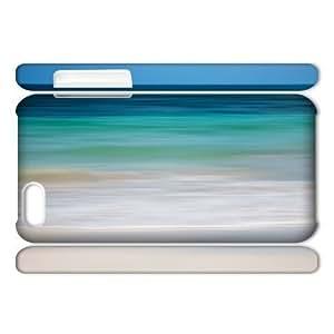 3D iphone 4s Cases Cheap Cute SEA ESCAPE, Prints Case for iphone 4s Cheap [White]