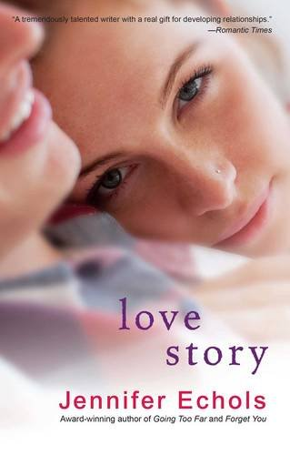 Love Story Jennifer Echols product image