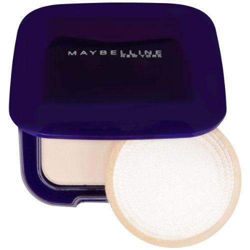 Maybelline New York Shine Free Oil Control Pressed Powder, Ivory - 1 ea