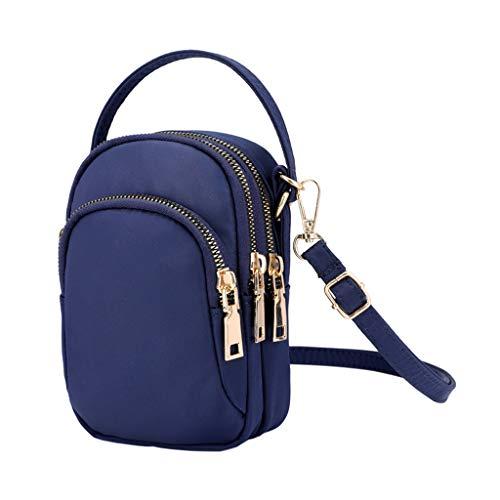Vintage Femme Voyage à A Bleu Sac de Mode Etudiant Sac Baosity B pour La Dos Sqw8ISg
