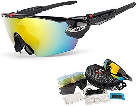 OPEL-R Gafas de Ciclismo de Deportes al Aire Libre, Gafas MTB ...