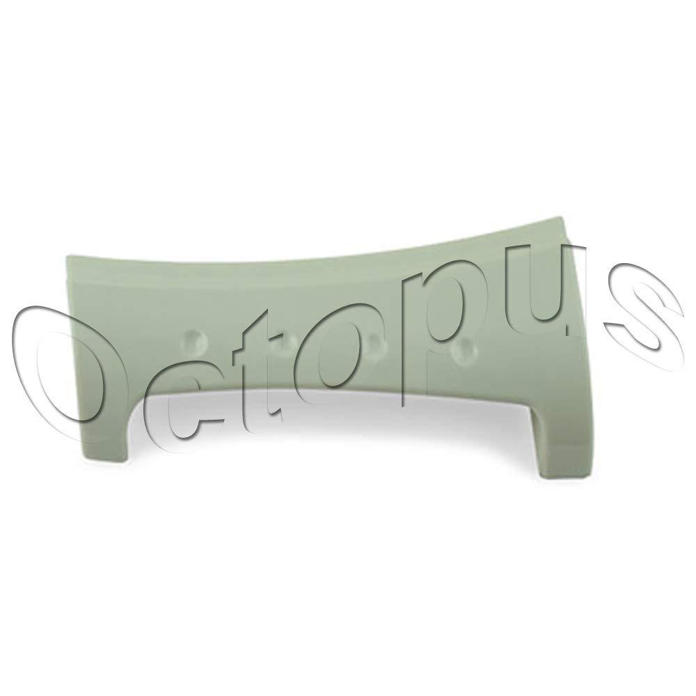 PART 8181846 906594 Fits Whirlpool Kenmore Sears Duet Washer Door Handle LT Gray