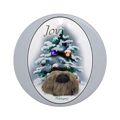 128-buyloii-Pekingese-Christmas-Ornament-Round-Round-Holiday-Christmas-Ornament-Xmas-Gifts-Christmas-Tree-Ornaments-Ideas-2019
