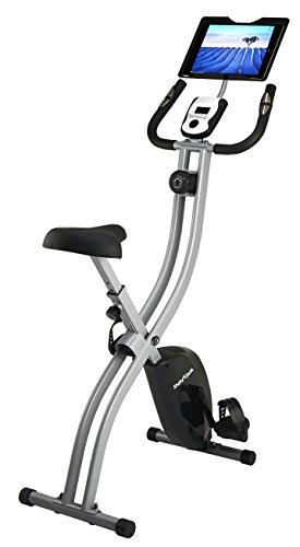 Innova XB350 Folding Upright Bike with iPad/Android Tablet Holder Innova Products, Inc.