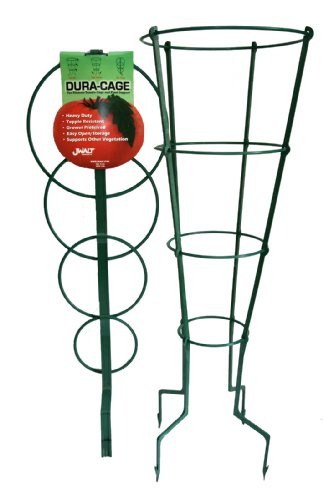 DURA-CAGE - Tomato Cage and Plant Support, 2-Pack Standard Size