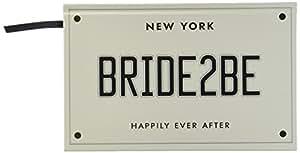 Kate Spade Bridal Notebook, Bride 2 Be, White (177342)