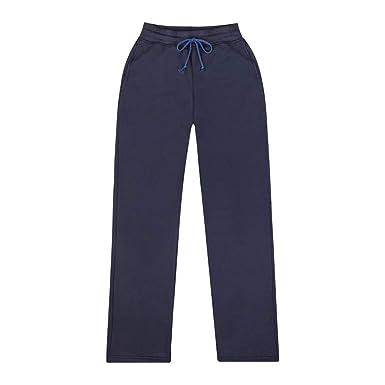 BienBien Unisex Pantalones Deportivos Pantalones de Jogging Largo ...
