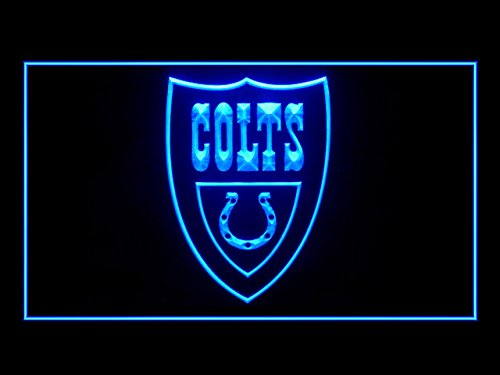 Indianapolis Colts Football New Led Light Sign
