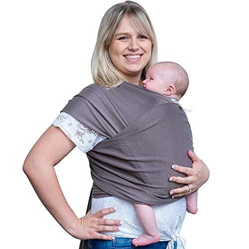 Baby Wrap Carrier | Baby Sling | Ergonomic Babywearing |