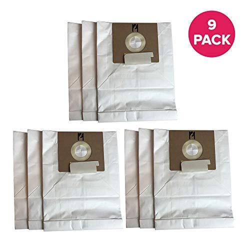 9 Kenmore B Vacuum Bags Part # 634875 & 24196