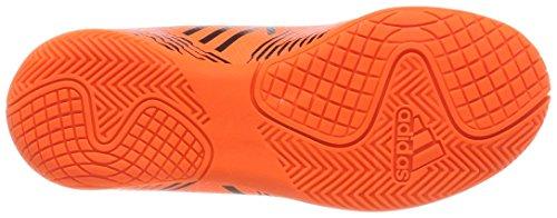 adidas Jungen Nemeziz 17.4 in J Fußballschuhe Mehrfarbig (Solar Orange/core Black/solar Orange)