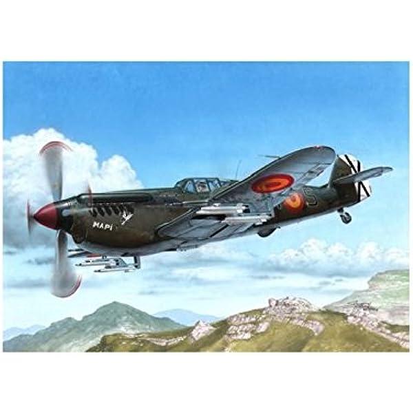 Unbekannt Special Hobby sh72308 – Maqueta de Ha de 1112 m de 1L buchón Ejército del Aire: Amazon.es: Juguetes y juegos
