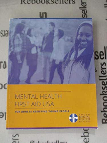 Youth Mental Health First Aid USA
