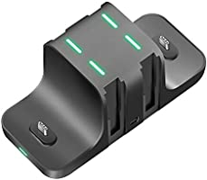 6in1ジョイコン充電スタンド コントローラー スイッチ Joy-Con充電 Proコン対応 6台同時充電可能 急速充電 収納 一体型 Nintendo Switchと4つJoy-Con同時に充電 コントローラー充電 取り付け簡単 充電ホルダー