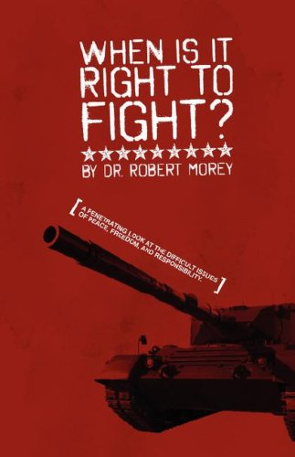 Read Online When is it Right to Fight? pdf