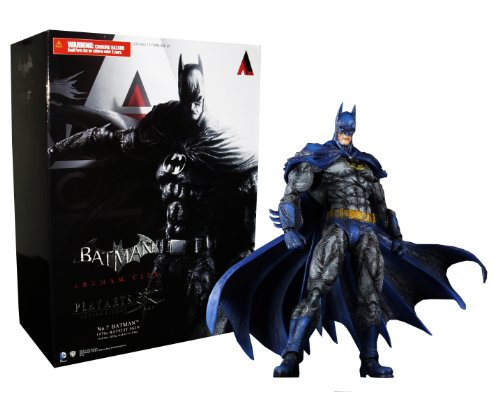 Square Enix Batman Arkham City Play Arts Kai Batman (TM) 1970s Batsuit Skin