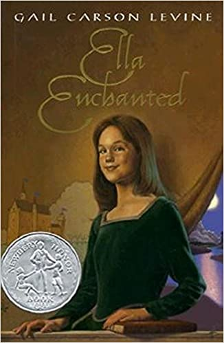 0e1489f9092c Ella Enchanted  Gail Carson Levine  9780060275112  Amazon.com  Books