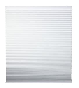 "Cordless Blackout Cellular Shade 37.5 "" W X 64 "" L - White"