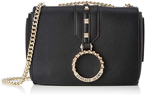 Versace Bag Sac à bandoulière pour femme, 6x16x22 cm (w X H H) Noir (noir)