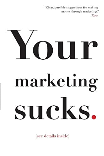 Your marketing suck