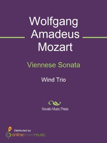 Viennese Sonatas - Viennese Sonata - Score and Parts