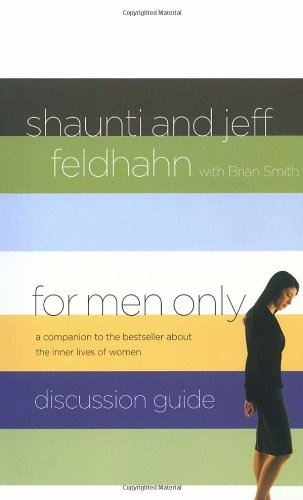 book cover of For Men Only Discussion Guide