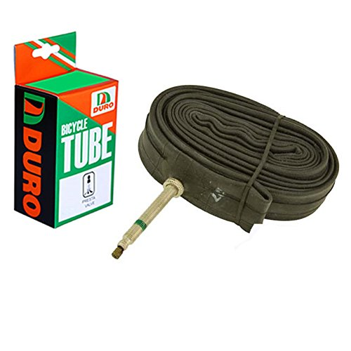 Duro Bicycle Tube 700 x 25c/28c (52mm) Standard French/Valve .