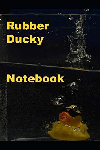 Rubber Ducky Notebook