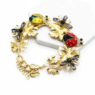 New Fashionable Beetle Bees Metal Chain Jewelry | Luxury Catwalks Fashionable Show - Chain Catwalk