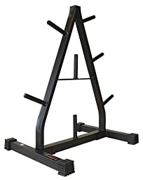 York Barbell Standard A-Frame Plate Tree