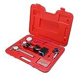 6 PC Machinist Starter Kit 1'' Dial Indicator w/ Magnetic Base Holder Micrometer