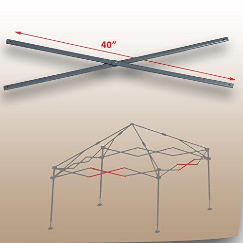 for Coleman 13 x 13 Straight Leg Instant Canopy Gazebo Tent