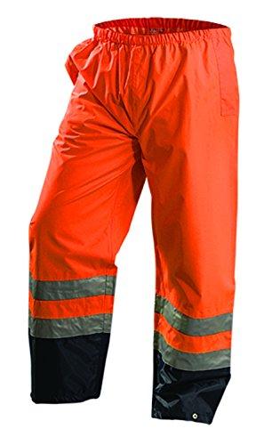 Safety Rainwear - Occunomix Breathable/Waterproof Pants 4X Orange