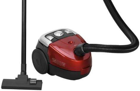 Clatronic BS 1287 1500 W - Aspiradora (1500 W, Aspiradora cilíndrica, Secar, Bolsa para el polvo, Micro, Filtrado): Amazon.es: Hogar