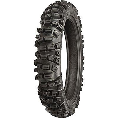 Sedona MX907HP Hard Terrain Tire - Rear - 120/80-19 , Position: Rear, Tire Size: 120/80-19, Rim Size: 19, Tire Ply: 4, Tire Type: Offroad, Tire Application: Hard MX1208019HP