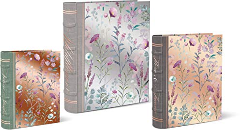Punch Studio Book Box Set with Lilac & Sage (43808N)
