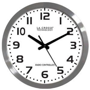 Amazon Com Deroyal 16 Inch Atomic Analog Wall Clock Home