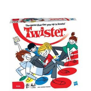 Twister from Hasbro Games
