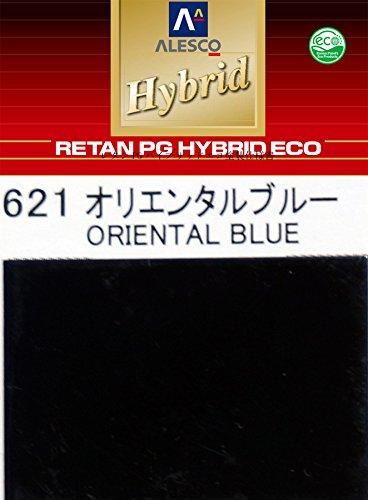 コスト削減に!レタンPG ハイブリッド エコ #621 オリエンタルブルー 3kg /自動車用 1液 ウレタン 塗料 関西ペイント ハイブリット 青 B071GN9SKP 3kg  3kg