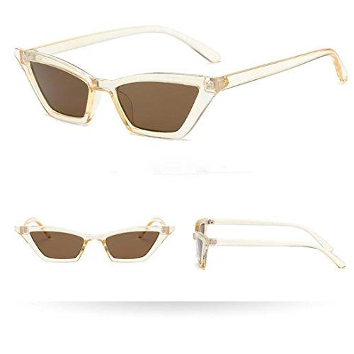 Rameng Vintage Man rétro de soleil Cat Fashion Ladies lunettes Femmes Eye Yqt80510196b lunettes r5qxarPw