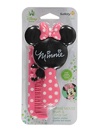 Minnie Mouse Minnie Salon Brush & Comb Set