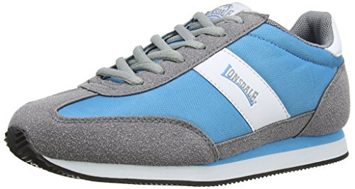 Lonsdale Lonsdale Imperial Nylon - Multisport Outdoor de sintético mujer azul - Blue (Aqua/Grey/White)
