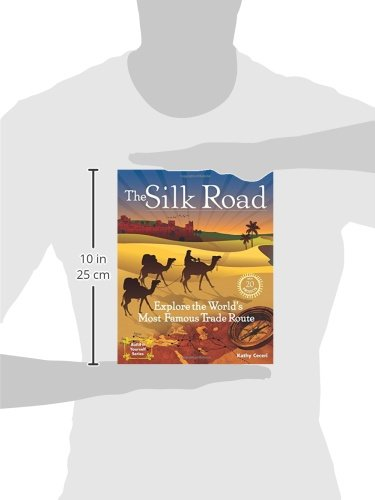 The Silk Road: Explore the World's Most Famous Trade Route with 20 Projects (Build It Yourself) by Nomad Press (Image #2)