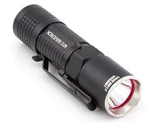 Olight Olight-M10-XML2 EDC Maverick LED 350-Lumen Tactical Flashlight, Black