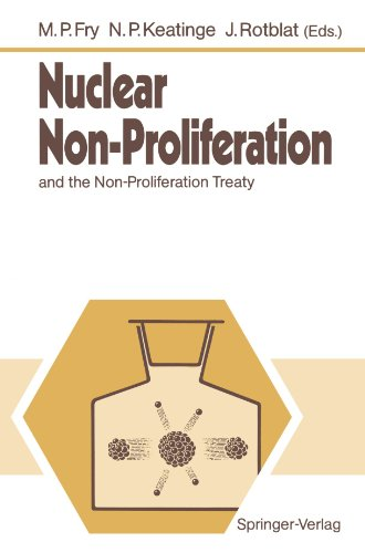 Nuclear Non-Proliferation: and the Non-Proliferation Treaty by Brand: Springer
