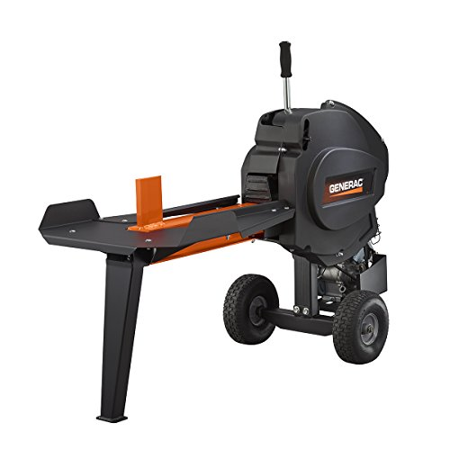 Generac K22, 22-Ton Kinetic Flywheel Gas Powered Log Splitter - 50 State/CSA Compliant
