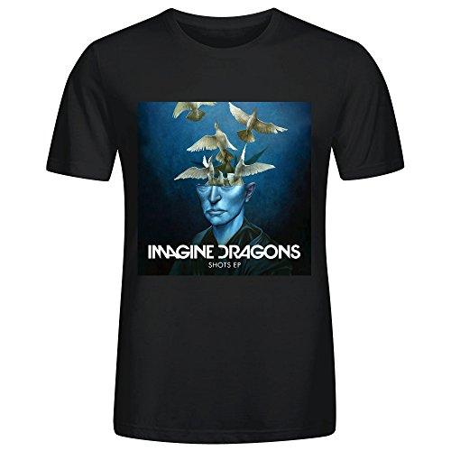 Imagine Dragons Shots Ep Adult Men Short sleeve (Moncler For Kids)