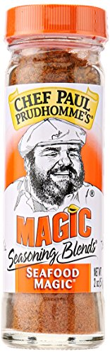 - Magic Seasoning Blends Seafood Seasoning, 2 oz